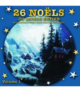 26 Noëls du monde entier
