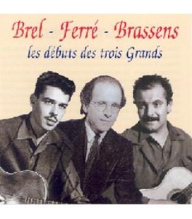 Les Débuts des 3 Grands (1952/1954)