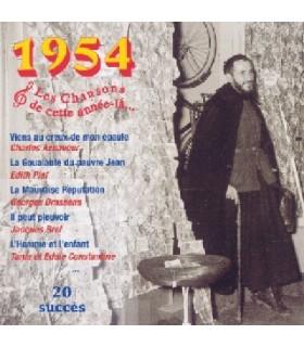 CETTE ANNEE LA : 1954