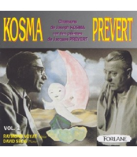 PREVERT - KOSMA Vol.1