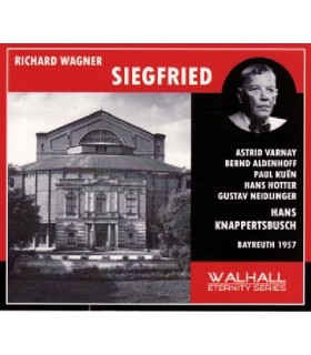 SIEGFRIED - Knappertbush, 1957