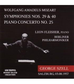Symphonies N° 29 et 40
