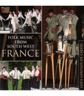 folk music of south west France