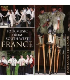 folk music of south west France