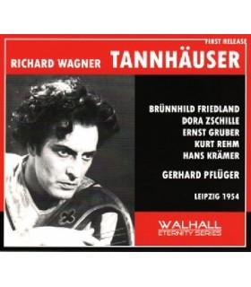 TANNHÄUSER - G.Pfluger 1954