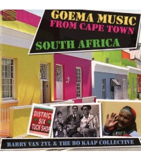 goema music from cap town