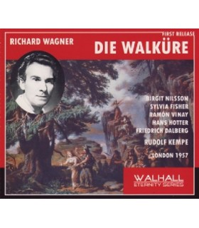 LA WALKYRIE - R.Kempe 1957