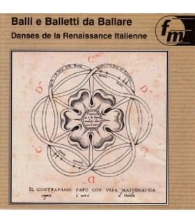 Danses de la renaissance Italienne