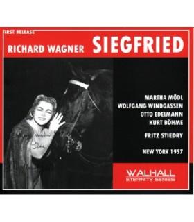 SIEGFRIED - F.Stiedry 1957
