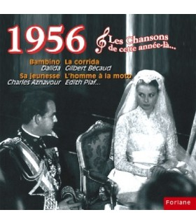 CETTE ANNEE LA : 1956