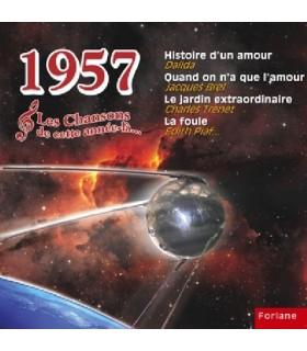 CETTE ANNEE LA : 1957