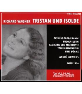 TRISTAN UND ISOLDE - A.Cluytens 1956