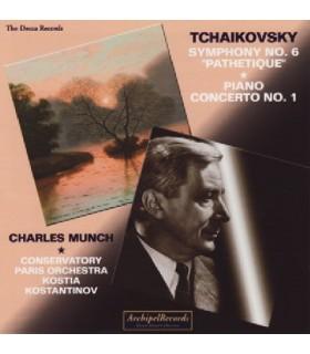 """Symphony N°6 en Si mineur Op.74 """"PATHETIQUE"""""""