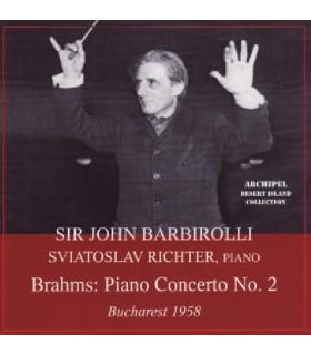 Concerto pour piano N°2 en Si Bémol Majeur Op.83