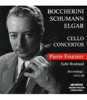 Cellos Concertos