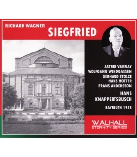 SIEGFRIED - H.Knappertbush, Bayreuth 1958