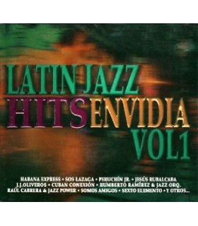 LATIN JAZZ HITS Vol. 1