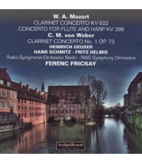 Clarinet Concerto KV 622