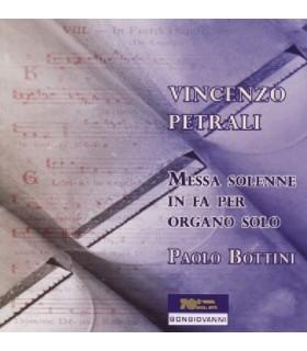 Messe Solennelle en Fa pour Orgue solo
