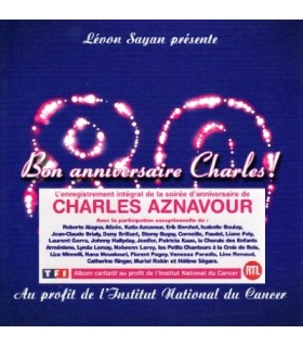 """Bon Anniversaire Charles"""