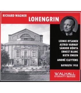 LOHENGRIN - A.CLUYTENS 1958