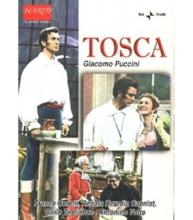TOSCA - A. VOTTO, 1955
