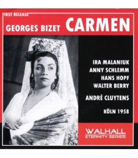 CARMEN - A.Cluytens 1958 (sung in German)