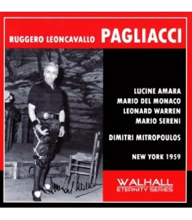 I PAGLIACCI - Mitropoulos, 1959