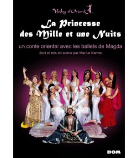 La Princesse des Mille et une Nuits
