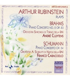 Plays BRAHMS - SCHUMANN