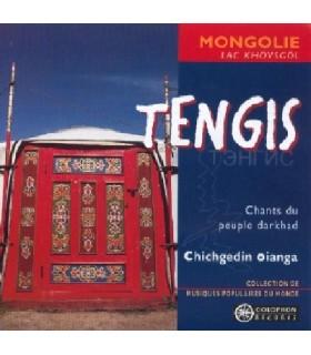"""Groupe CHICHGEDIN OIANGA - """"Tengis"""""""