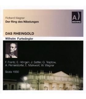 DAS RHEINGOLD - W. FURTWANGLER, 1950