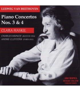 Piano Concertos, N° 3 &4