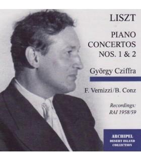 Gyorgy CZIFFRA, piano