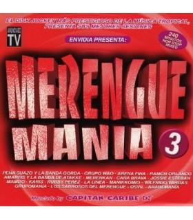 MERENGUEMANIA Vol.3