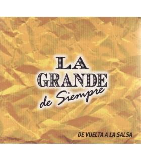 De Vuelta A La Salsa