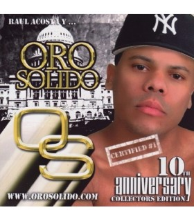 ORO SOLIDO CERTIFIED 1