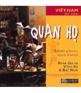"""Chant """"Quan Ho"""""""