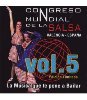Congresso Mundial de la Salsa Vol.5