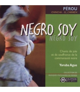PEROU - Chincha - El Carmen