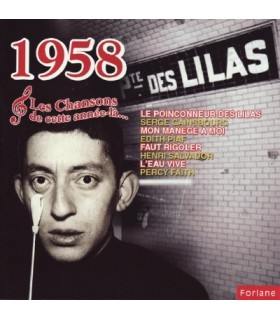 CETTE ANNEE LA : 1958