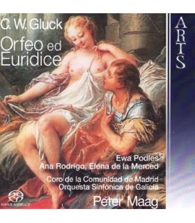 ORPHEE & EURYDICE, P. Maag, 1998