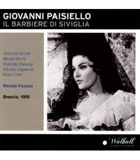 Il Barbiere di Seviglia - R.Fasano 1959