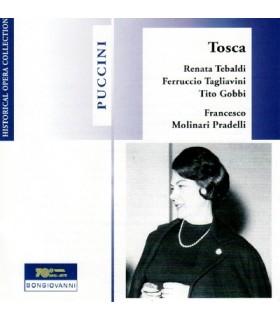 TOSCA - F. MOLINARI-PRADELLI, 1955
