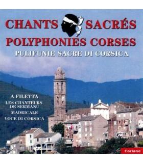 Polyphonies CORSES Vol.. 1