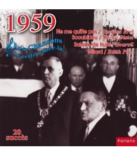 CETTE ANNEE LA : 1959