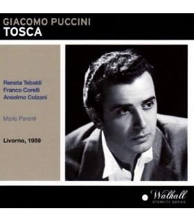 TOSCA - M. PARENTI, 1959