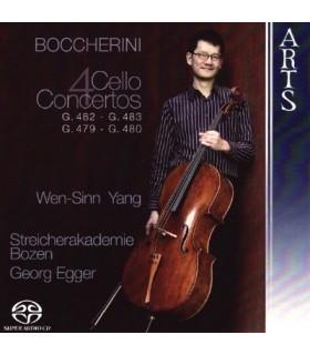 4 Cello Concertos