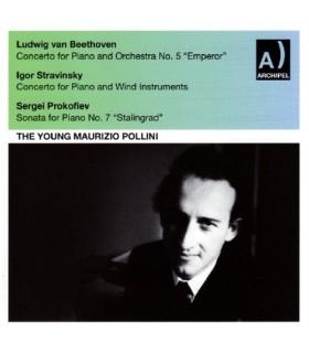 Beethoven - Stravinsky - Prokofiev