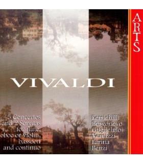 5 Concertos and 2 Sonatas